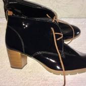 Лаковые ботиночки Belissima p.41