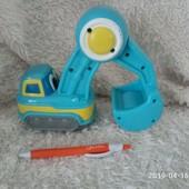экскаватор для малышей