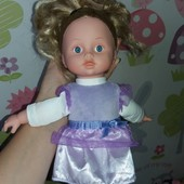 Emmi фирменная мягкотелая куколка баллерина