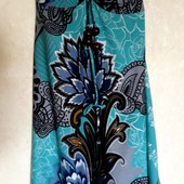 Летний очень легкий сарафан из натуральной ткани