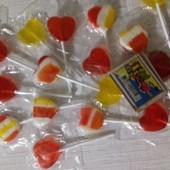 Лот -40 шт. Сердечек-конфет !!! Можно докупить еще по своей ставке!
