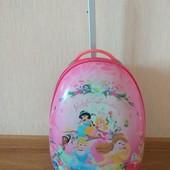 Дорожный чемодан детский Heys Disney Princess