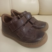 Кожаные кроссовки Bisgaard 24 рр
