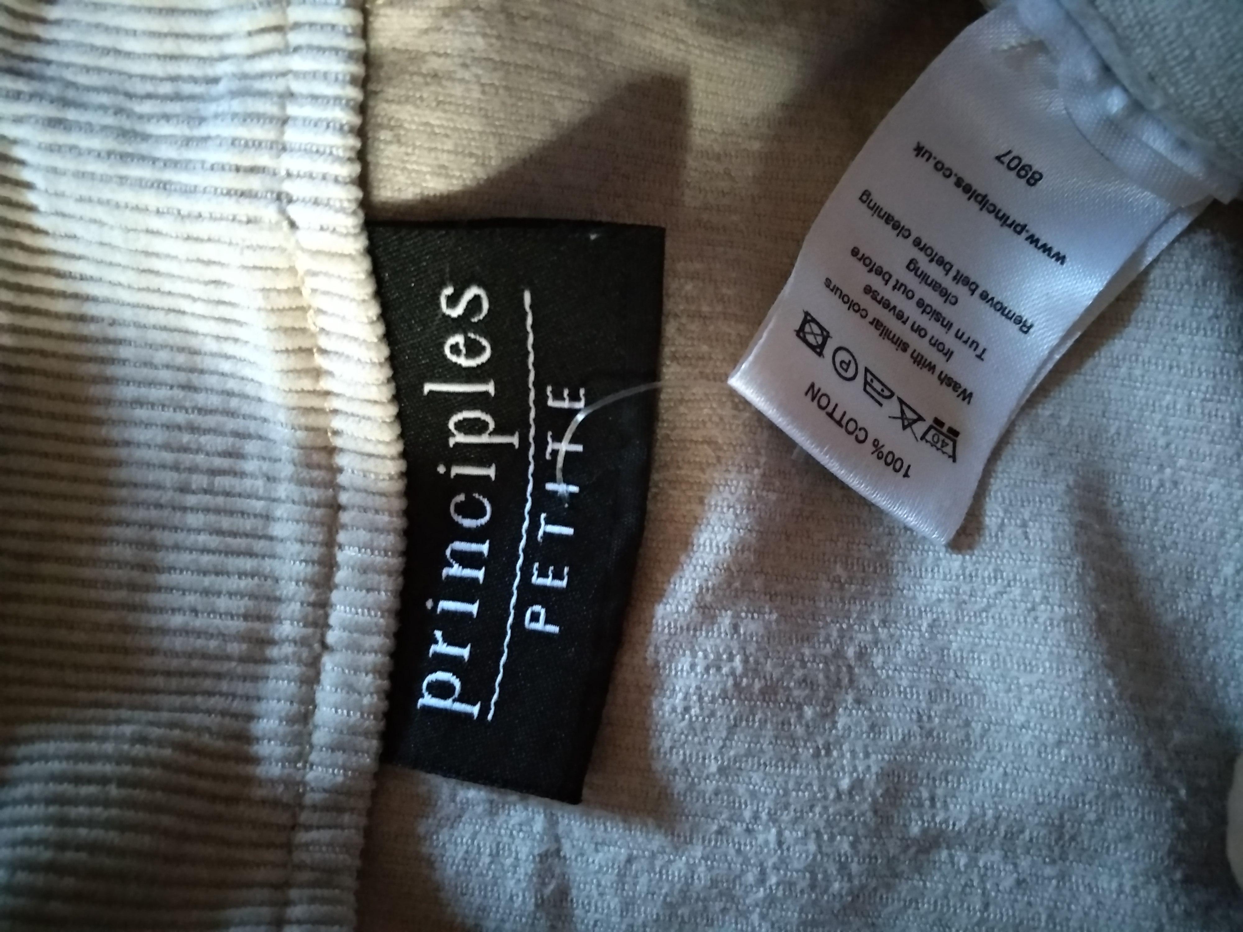 Брендовая стильная юбка Principles✓Англия✓100%катон✓Сток✓ - Фото №2