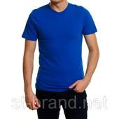 Мужские футболки однотонки, супер качество, р 48-56, котон