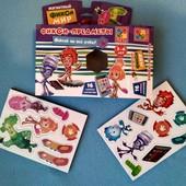 Магнитный театр Фикси-мир Vladi Toys Фикси-предметы, 16 магнитов