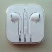 Новинка!!! Проводные наушники Apple