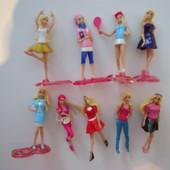 Киндеры: серия Барби. В лоте все!
