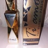 Cindy C. Ti Amo. Солнечный, искрящийся, романтичный парфюм.