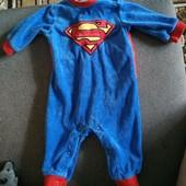Ромпер «Супермен» 56 размер