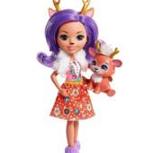 ♥-  Enchantimals Danessa Deer Doll. оригинал Маттел -♥