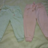 Штани для дівчинки 12-18 міс