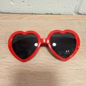 очки сердце реплика бренда Yves Saint Laurent