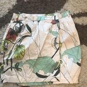 Шикарная юбка H&M с запАхом