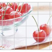 Термонаклейка для кухонного декора, 90х60 см, 75х45 см, одна на выбор. наличие в описании