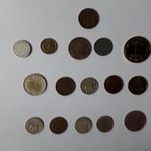 Все монеты одним лотом!!!!