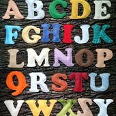 Английский алфавит. Не упустите!