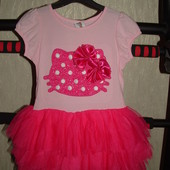 Красивенное платье для принцессы