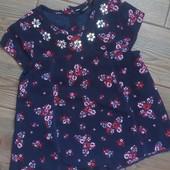 Шикарная блузка George  6-7лет в прекрасном состоянии