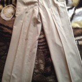 Распродажа гардероба! Брендовые мужские брюки marks & spencer. Новые