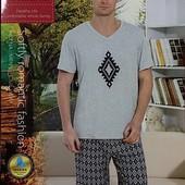 Летний комплект для мужчин для дома, сна  Indena  размер XL