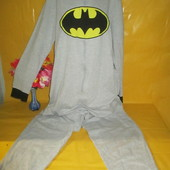Кигуруми ,комбинезон ,слип, пижама, боди грудь 60 см Batman (Бэтмен) !!!!!!!!!!