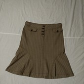 Стильная катоновая юбка от Mexx✓Качество✓Новая✓Сток✓