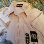 Класна легесенька сорочка на 8років
