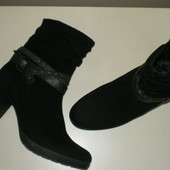 Ботинки Tamaris (Тамарис)  40р. стелька 26.3см.
