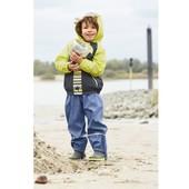 Классные штаны для дождливой погоды Lupilu Германия размер 122/128
