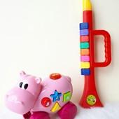 Музыкальная развивающая игрушка для малышей