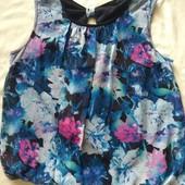 Невероятная блуза от Quiz✓✓ как новая✓✓ дефектов нету!! смотрите описание!!