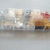 Комплект декора для ногтей,смотрите описание и другие лоты