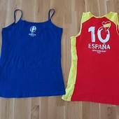 Фирменые новые с Европы футболки в лоте 2 штуки размер на выбор м,л,