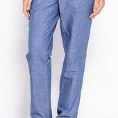 Шикарные льняные штанишки TU  рр 12 100% лен