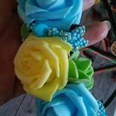 Нарядные,нежные обручи для маленьких красавиц)) Лот- одно фото на выбор
