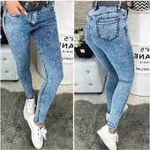 Модные в этом сезоне джинсы варенки бедра 102-106