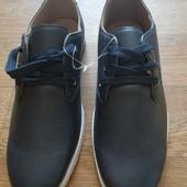 Последнии!!! Мужские новые туфли!!!! Размер 40