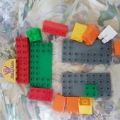 Кирпичики и пластины конструктора