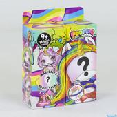 Кукла Пупси Единорог со слаймомсСюрприз в  Подарочной упаковке-домик