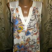 Легкая летняя блуза Next