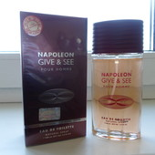 парфюмерия Napoleon Boss give@see  ОАЭ 100 мл аналог парфюма Givenchy рour homme