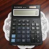 Калькулятор Daymon DC-112, рабочий, размер 20см /16см.
