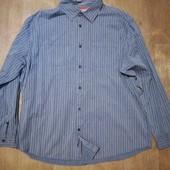 Рубашка мужская размер XL ,много лотов с мужским бельём и одеждой)