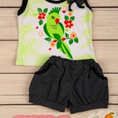 Классный детский костюм на лето