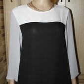 Красивая шифоновая блуза Atmosphere 16 размер