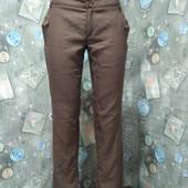 Стильные брюки oodji, как новые,  размер М