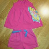 Комплектик для дівчинки 1-2 роки