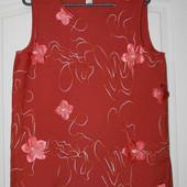 Красивая блуза с вышивкой