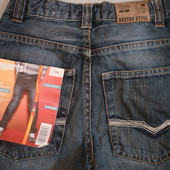 Peperts-джинсы-прямые на рост 146 см